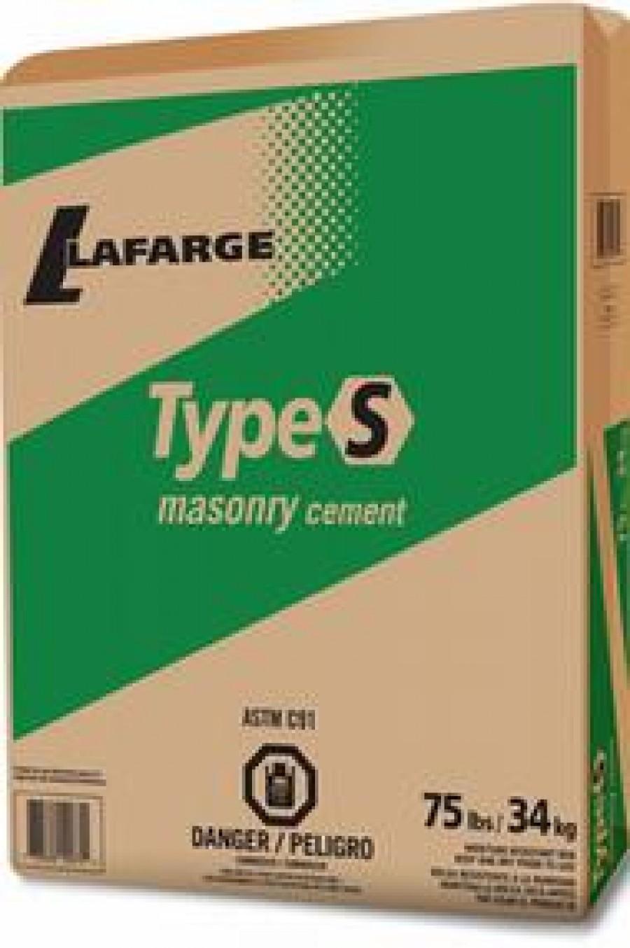 Type S Masonry