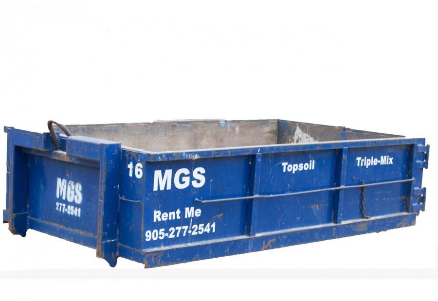 4 Yard Box