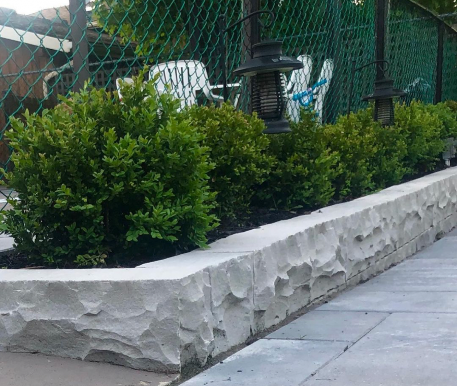 Blue Ice Fillers/Curbs