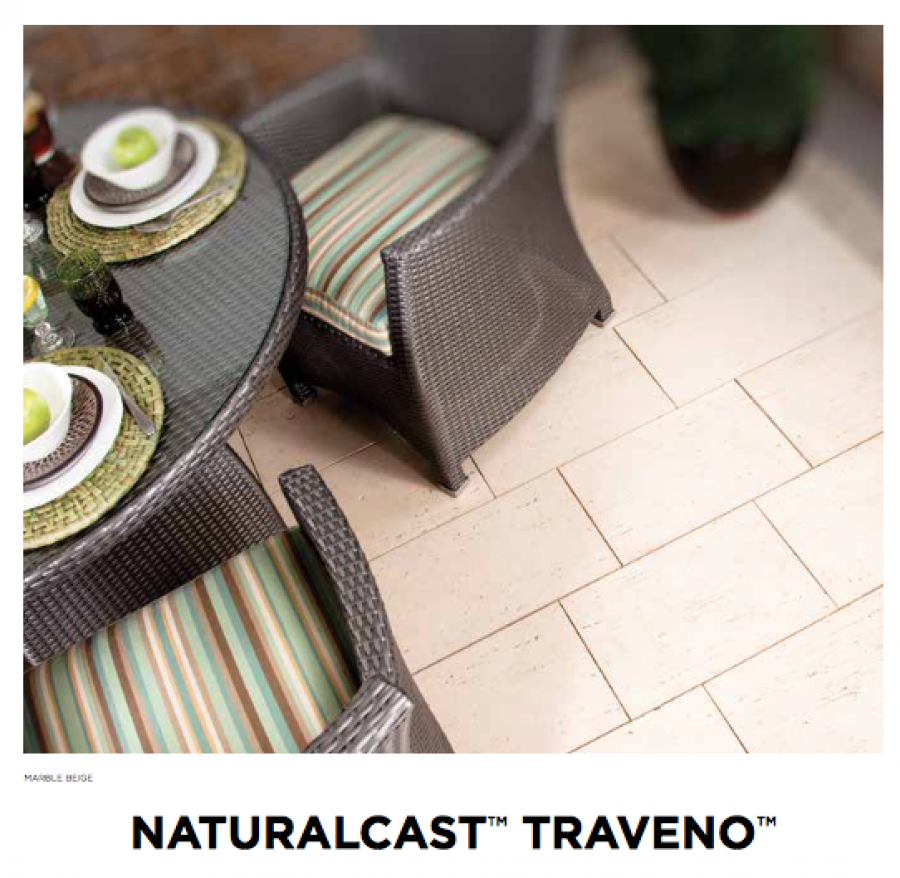 Natural Cast Traveno