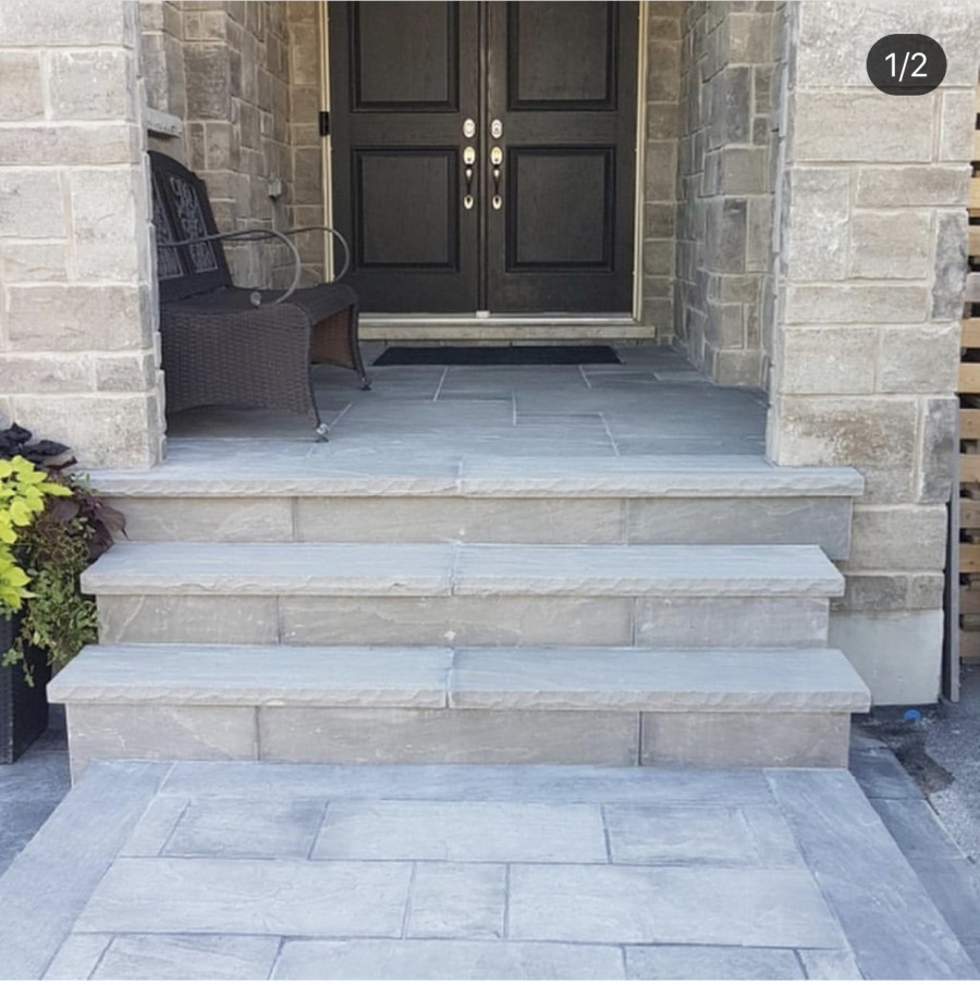 Slate Grey Pavers