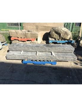 Antique Limestone 6ft step