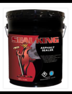 Asphalt Sealer 5 Gal
