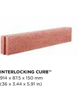Interlocking Curb
