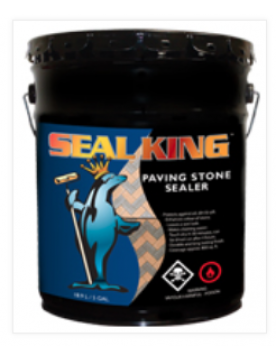 5Gal Paving Stone Sealer SemiGloss