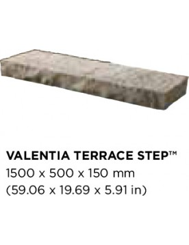 Valentia Terrace Step
