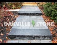 Black Limestone Steps